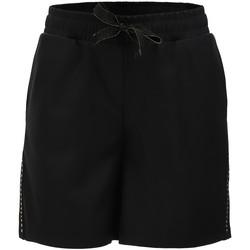 vaatteet Naiset Shortsit / Bermuda-shortsit Freddy S1WSDP13 Musta
