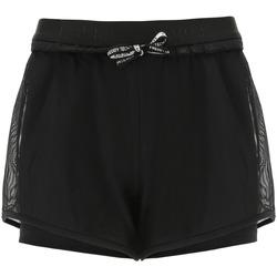 vaatteet Naiset Shortsit / Bermuda-shortsit Freddy S1WTBP7 Musta