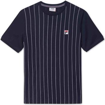 vaatteet Lapset Lyhythihainen t-paita Fila 688809 Sininen