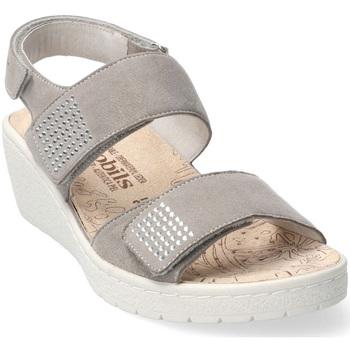 kengät Naiset Sandaalit ja avokkaat Mephisto P5133902 Harmaa