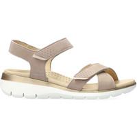 kengät Naiset Sandaalit ja avokkaat Mephisto P5136758 Beige