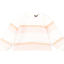 vaatteet Lapset Neulepusero Losan 028-5001AL Vaaleanpunainen