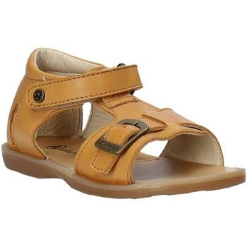 kengät Lapset Sandaalit ja avokkaat Naturino 502485 01 Keltainen