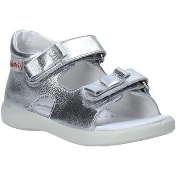 kengät Tytöt Sandaalit ja avokkaat Falcotto 1500771 02 Hopea