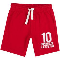 vaatteet Lapset Shortsit / Bermuda-shortsit Chicco 09052926000000 Punainen