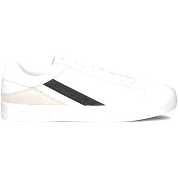 kengät Miehet Tennarit Calvin Klein Jeans YM0YM00067 Valkoinen