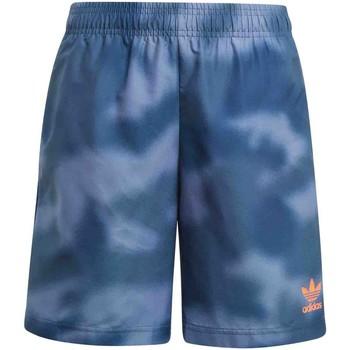 vaatteet Lapset Uima-asut / Uimashortsit adidas Originals GN4133 Sininen