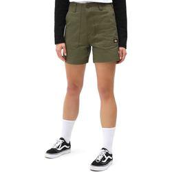 vaatteet Naiset Shortsit / Bermuda-shortsit Dickies DK0A4XBXMGR1 Vihreä