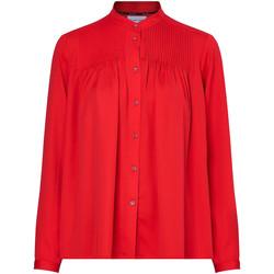 vaatteet Naiset Paitapusero / Kauluspaita Calvin Klein Jeans K20K202626 Punainen