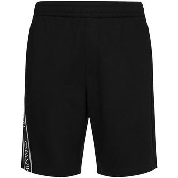 vaatteet Miehet Uima-asut / Uimashortsit Calvin Klein Jeans 00GMS1S828 Musta