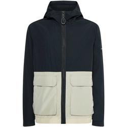 vaatteet Miehet Takit Calvin Klein Jeans K10K106847 Musta