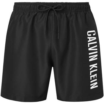 vaatteet Miehet Uima-asut / Uimashortsit Calvin Klein Jeans KM0KM00570 Musta
