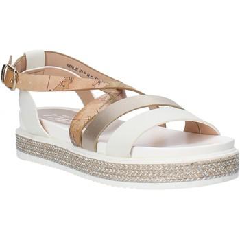kengät Tytöt Sandaalit ja avokkaat Alviero Martini 0578 0326 Valkoinen