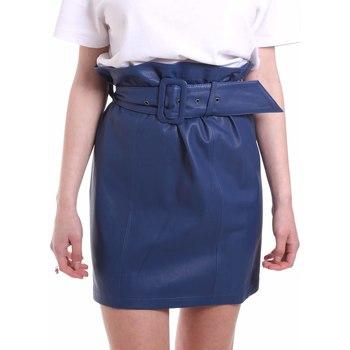 vaatteet Naiset Hame Federica Tosi FTE20GO036.0VPELLE Sininen