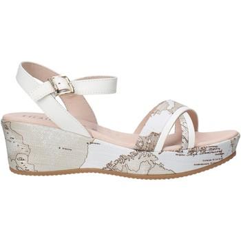 kengät Tytöt Sandaalit ja avokkaat Alviero Martini 0641 0910 Valkoinen