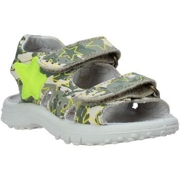 kengät Lapset Vaelluskengät Naturino 502451 11 Beige