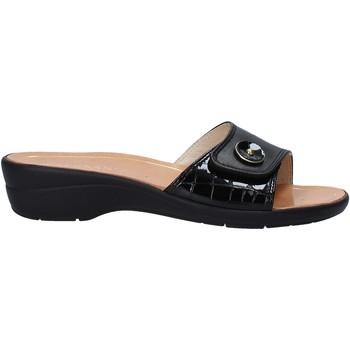 kengät Naiset Sandaalit Susimoda 1651 Musta