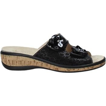 kengät Naiset Sandaalit Susimoda 1804P Musta