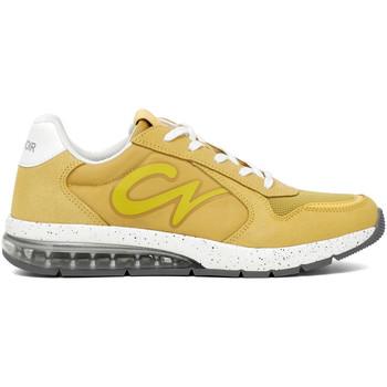 kengät Miehet Matalavartiset tennarit Café Noir MT9310 Keltainen