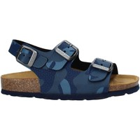 kengät Lapset Sandaalit ja avokkaat Grunland SB1681 Sininen