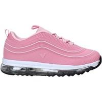 kengät Tytöt Matalavartiset tennarit Sweet Years S21-S00SK410 Vaaleanpunainen