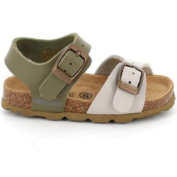 kengät Lapset Sandaalit ja avokkaat Grunland SB0027 Beige