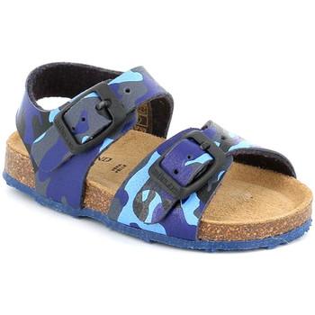 kengät Lapset Sandaalit ja avokkaat Grunland SB0383 Sininen