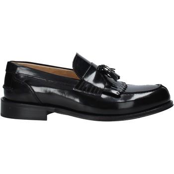 kengät Miehet Mokkasiinit Exton 105 Musta