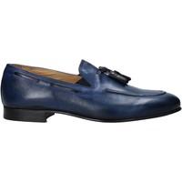kengät Miehet Mokkasiinit Exton 1026 Sininen