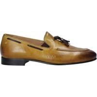 kengät Miehet Mokkasiinit Exton 1026 Keltainen