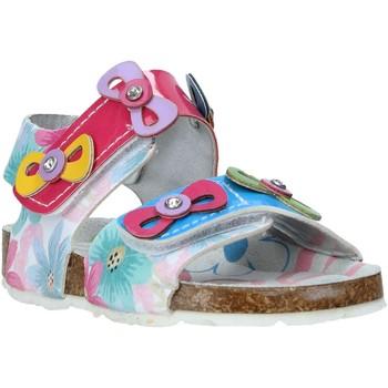 kengät Tytöt Sandaalit ja avokkaat Balducci AG-1555 Vaaleanpunainen