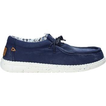 kengät Miehet Mokkasiinit U.s. Golf S21-S00US322 Sininen