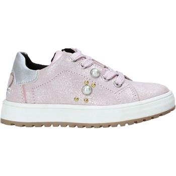 kengät Tytöt Matalavartiset tennarit Balducci BS901 Vaaleanpunainen