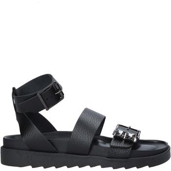 kengät Naiset Sandaalit ja avokkaat Apepazza S1SOFTWLK05/LEA Musta