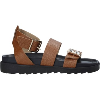 kengät Naiset Sandaalit ja avokkaat Apepazza S1SOFTWLK05/LEA Ruskea