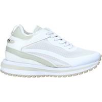 kengät Naiset Matalavartiset tennarit Apepazza S1LSD01/NYL Valkoinen
