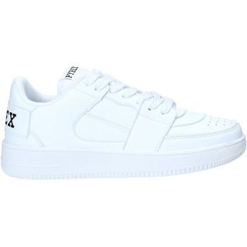 kengät Naiset Matalavartiset tennarit Pyrex PY050112 Valkoinen
