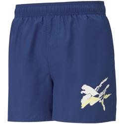 vaatteet Miehet Uima-asut / Uimashortsit Puma 586743 Sininen