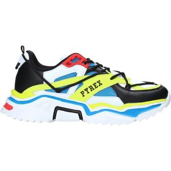 kengät Naiset Matalavartiset tennarit Pyrex PY050143 Musta