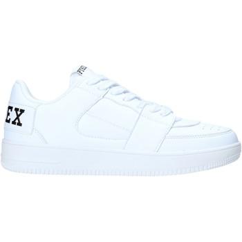 kengät Naiset Matalavartiset tennarit Pyrex PY050137 Valkoinen