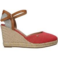kengät Naiset Sandaalit ja avokkaat Wrangler WL11610A Punainen