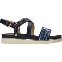 kengät Naiset Sandaalit ja avokkaat Wrangler WL11702A Sininen