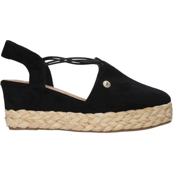 kengät Naiset Sandaalit ja avokkaat Wrangler WL11642A Musta