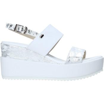 kengät Naiset Sandaalit ja avokkaat Valleverde 32437 Valkoinen