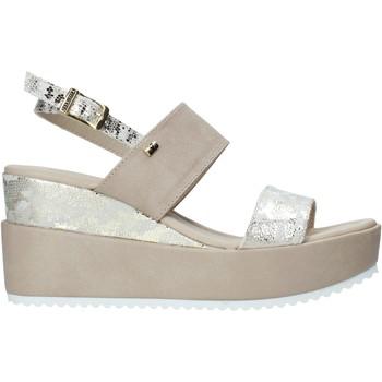 kengät Naiset Sandaalit ja avokkaat Valleverde 32437 Beige