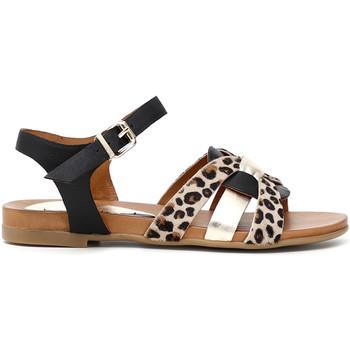 kengät Naiset Sandaalit ja avokkaat Café Noir GA1860 Musta