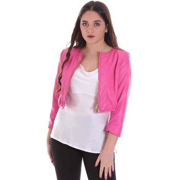 vaatteet Naiset Takit Cristinaeffe 0303 2348 Vaaleanpunainen