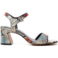 kengät Naiset Sandaalit ja avokkaat Café Noir LA9450 Punainen
