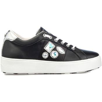 kengät Naiset Matalavartiset tennarit Apepazza S1SLY11/DIA Musta
