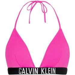 vaatteet Naiset Bikinit Calvin Klein Jeans KW0KW01224 Vaaleanpunainen